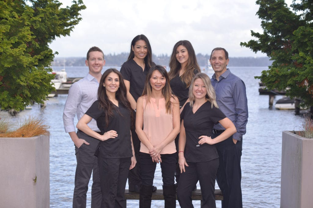 32 Pearls Seattle Dentistry Staff Waterfront